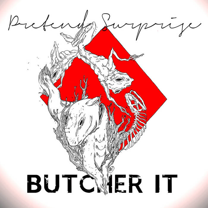 Butcher It cover art