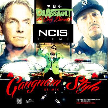 NCIS Gangnam Style cover art