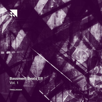 Bassment Beats EP Vol. 1 cover art
