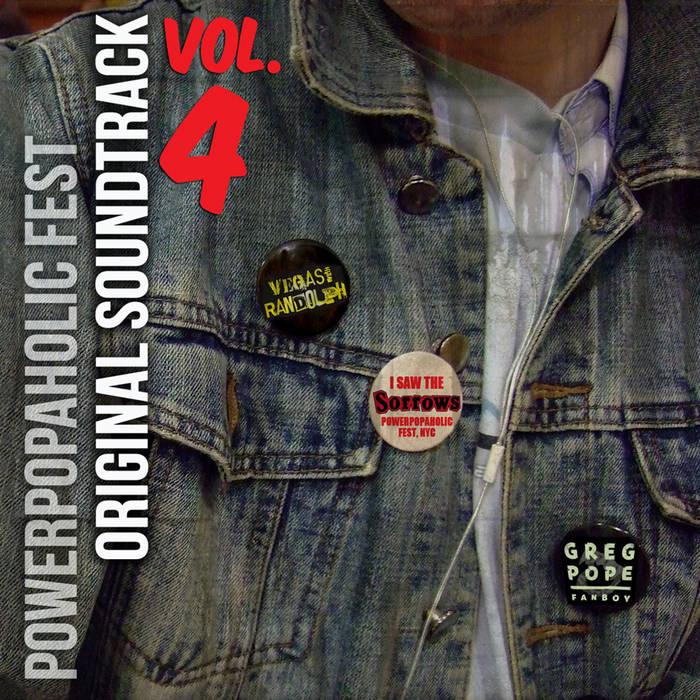Power Popaholic Fest Original Soundtrack Vol.4 cover art