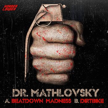 Dr Mathlovsky - Beatdown Madness cover art
