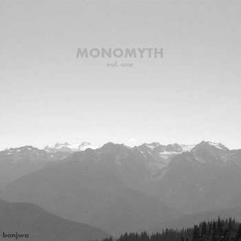 MONOMYTH vol. one cover art