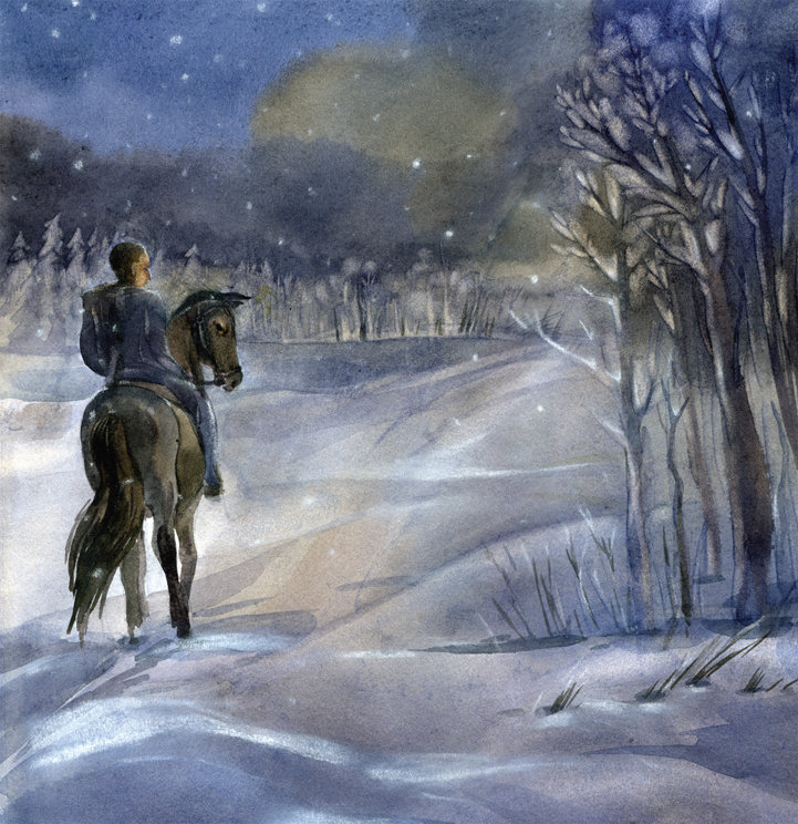 the influence in the writing of stopping by woods on a snowy evening by robert frost Stopping by woods on a snowy evening snowy evening reflects robert frost's perseverance in writing his book a man who is stopping in the woods.