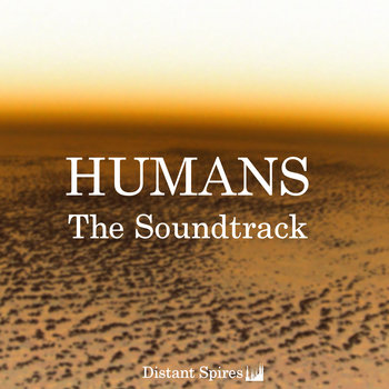 Humans: The Soundtrack cover art