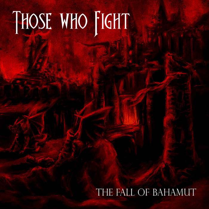 The Fall of Bahamut cover art