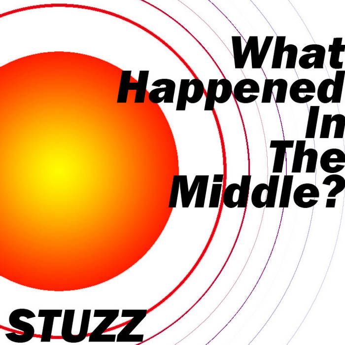 What happened in the middle? cover art