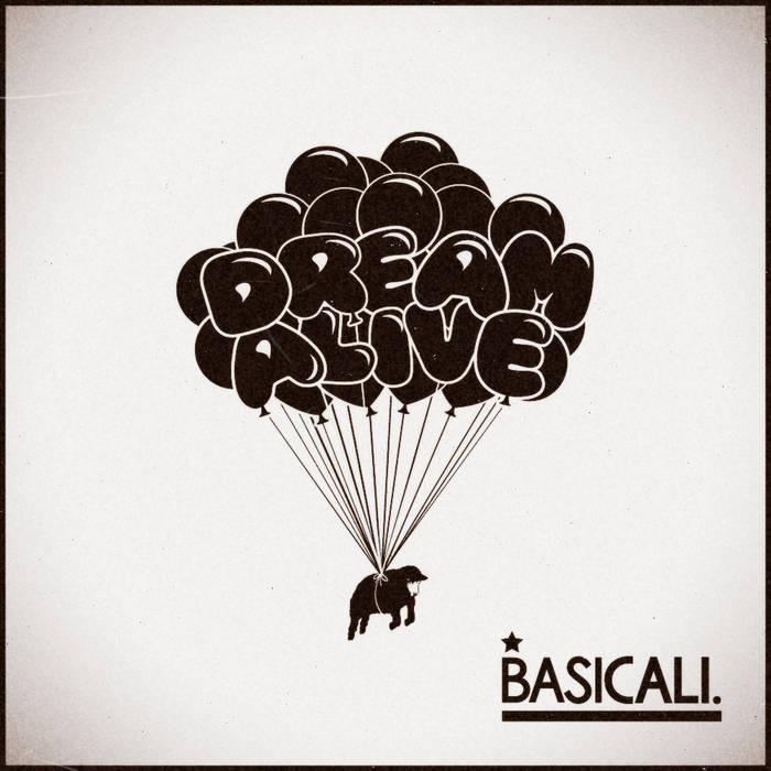 Dream Alive cover art