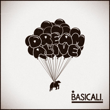 Dream Alive cover art