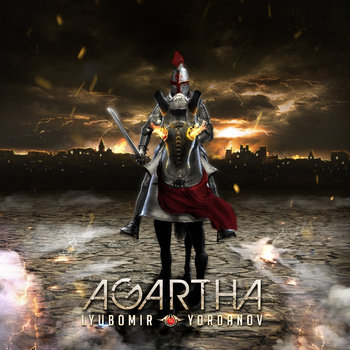 Agartha cover art