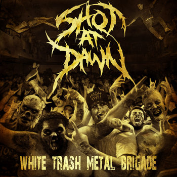 White Trash Metal Brigade (2012) cover art