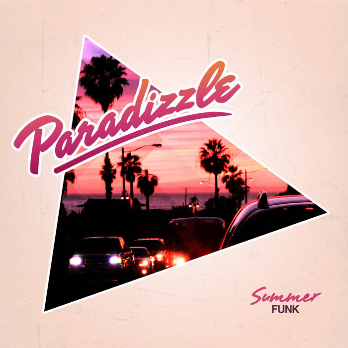 Summer Funk EP cover art