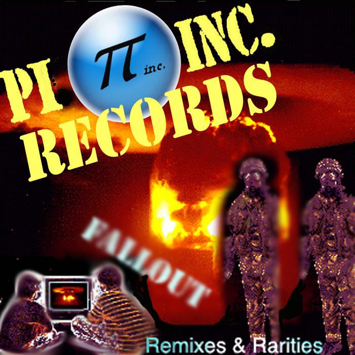 Fallout (Remixes, Bootlegs & Rarities) cover art