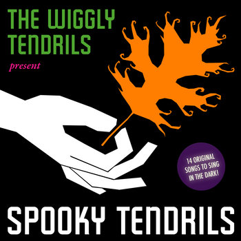 Spooky Tendrils cover art