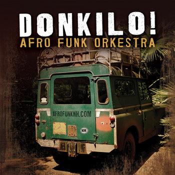 Donkilo EP (2012) cover art