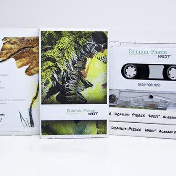 AD040 Dominic Pierce 'West' cover art