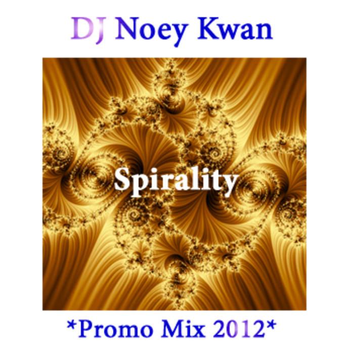 Noey Kwan - Spirality 4 Trax (+Bonus) cover art