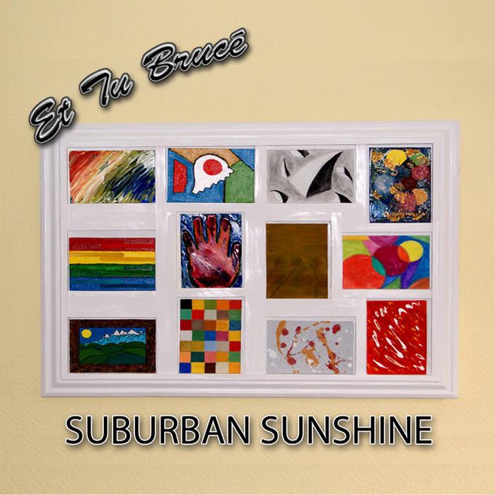 Suburban Sunshine cover art