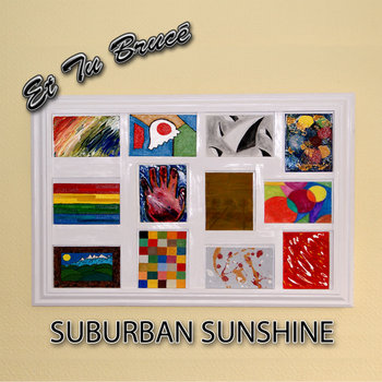 Suburban Sunshine cover art