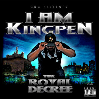The Royal Decree cover art
