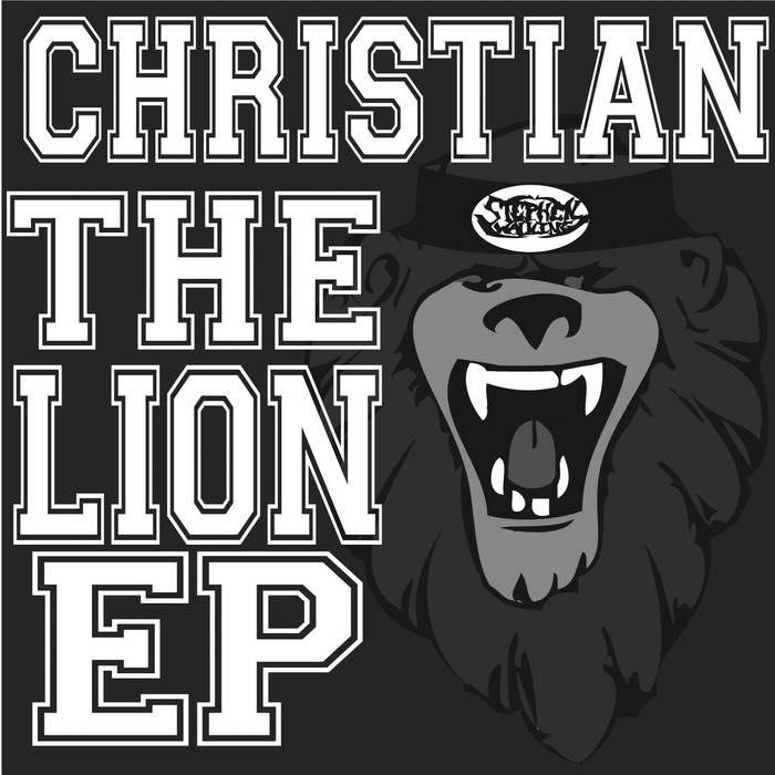 Christian The Lion EP cover art