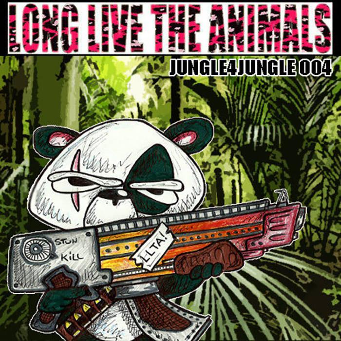 LLTA023 - Various Animals - Jungle4Jungle 004 cover art