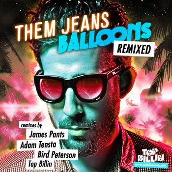 Balloons Remixed cover art