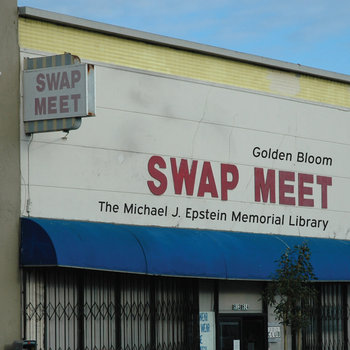 Golden Bloom and The Michael J. Epstein Memorial Library: Swap Meet cover art