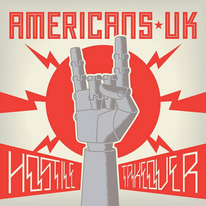 Hostile Takeover cover art