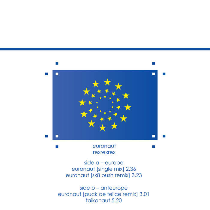 Euronaut – Single cover art