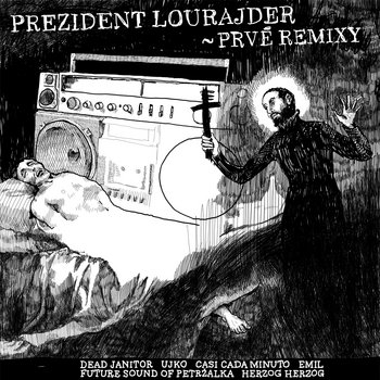 Prvé Remixy cover art