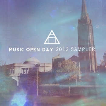 Music Open Day - 2012 Sampler cover art