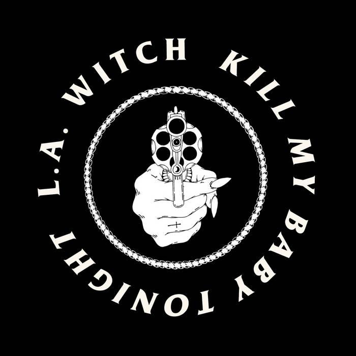 KILL MY BABY TONIGHT (single) cover art