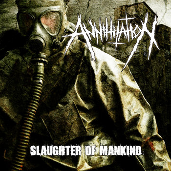 Slaughter Of Mankind cover art