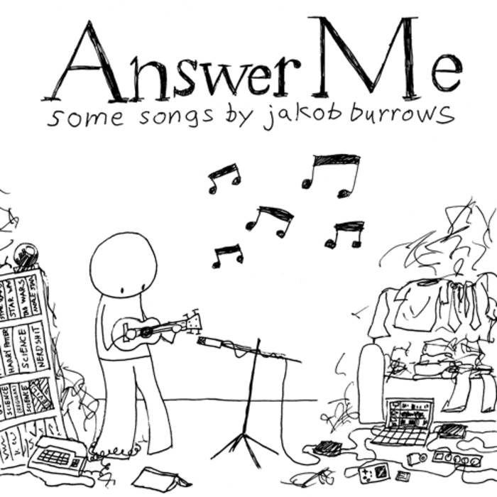 Answer Me cover art