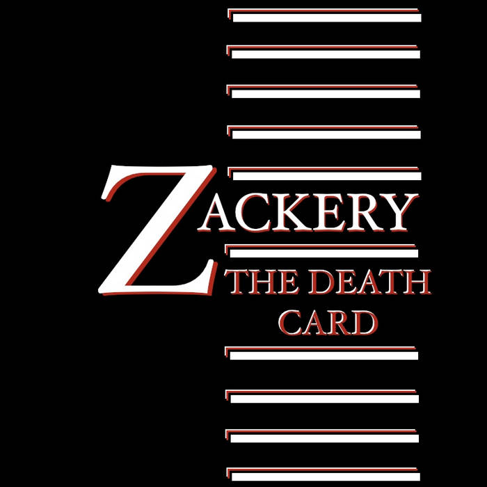 The Death Card cover art