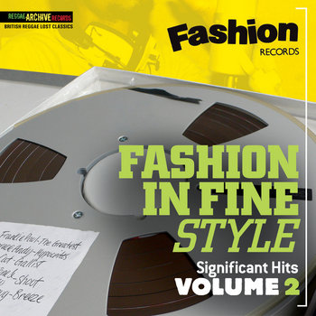 Fashion In Fine Style Significant Hits Vol 2 cover art
