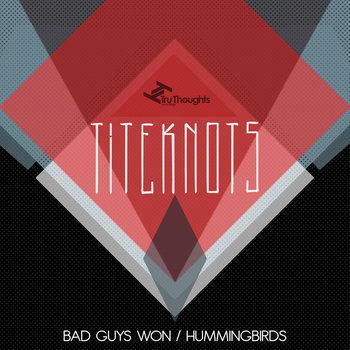 Bad Guys Won / Hummingbirds cover art