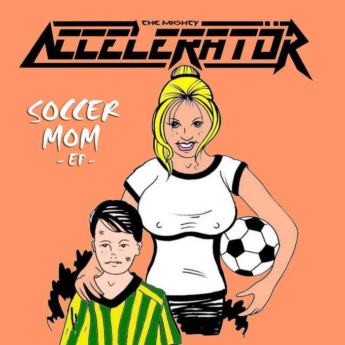 Soccer Mom EP cover art