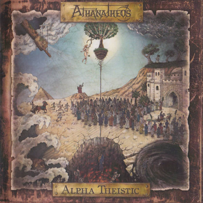 Alpha Theistic cover art