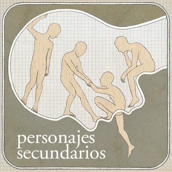 Personajes Secundarios EP cover art