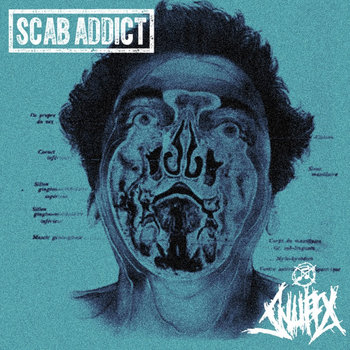 Split w/ Scab Addict cover art