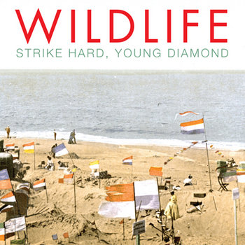 Strike Hard, Young Diamond cover art