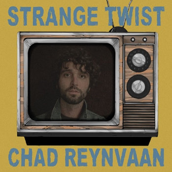 Strange Twist cover art