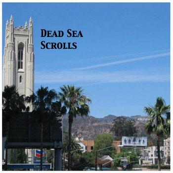 Dead Sea Scrolls cover art