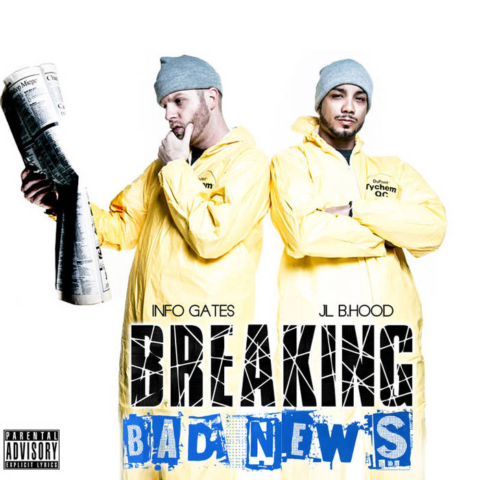 Breaking Bad News cover art