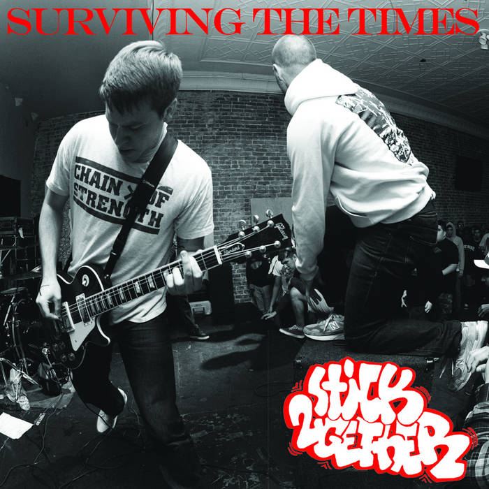 Surviving the Times cover art