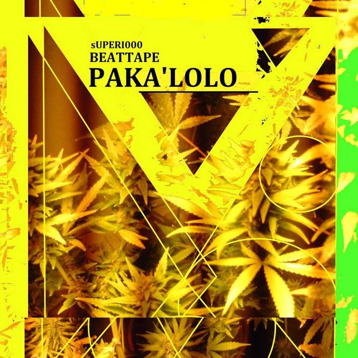 PAKA'LOLO miniBeattape cover art