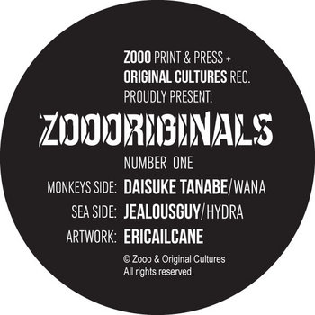 "Zoooriginals #1 (7"") cover art"