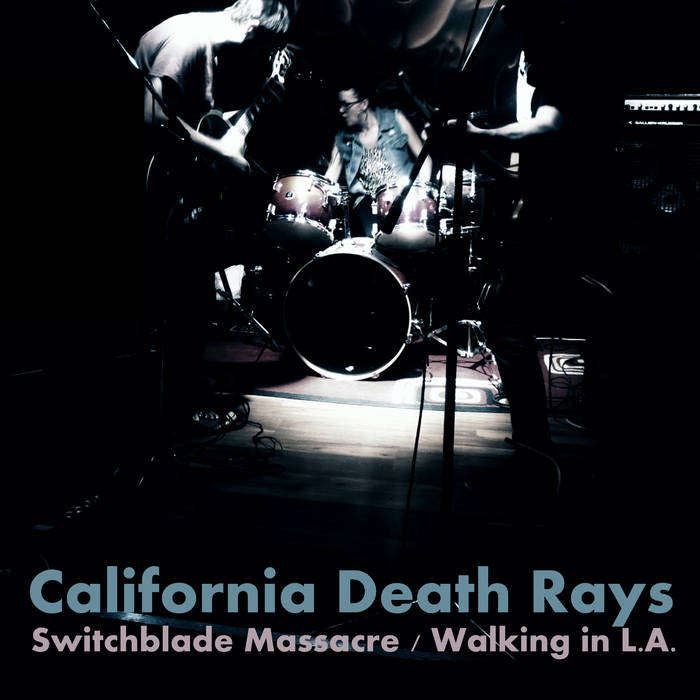 Walking in L.A. / Swithchblade Massacre cover art
