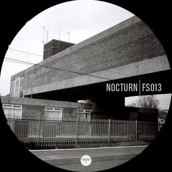 Nocturn - Beach EP(FS013) cover art